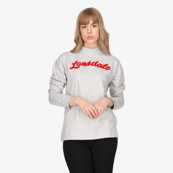 LONSDALE ODJECA DUKS RETRO LADY SWEAT